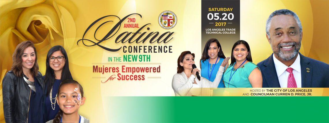 The New 9th 2nd Annual Latina Conference
