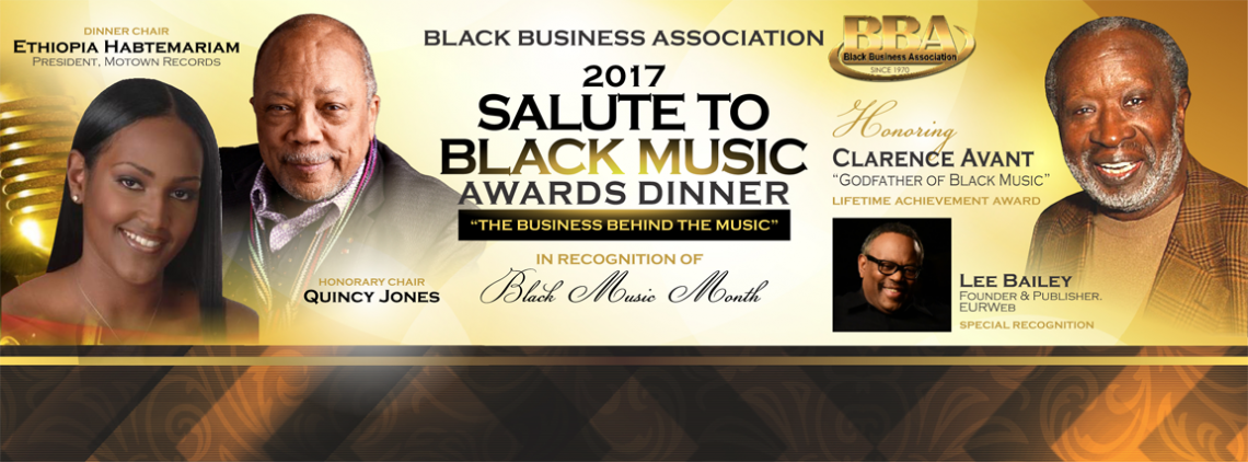 BBA Salute to Black Music Awards Dinner