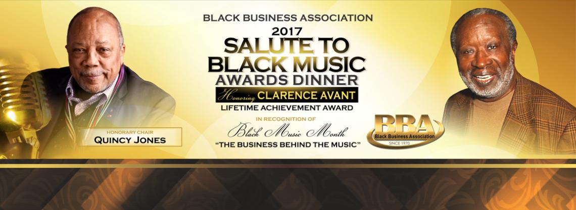 BBA Salute to Black Music Awards Dinner